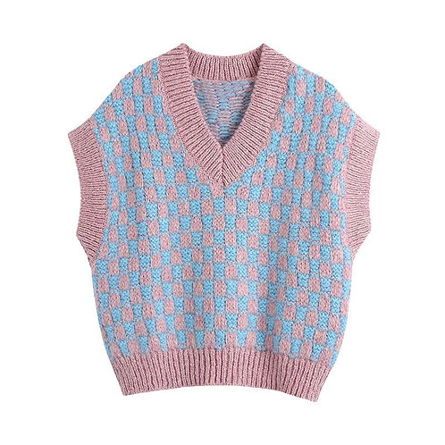 Tina Knitted Vest