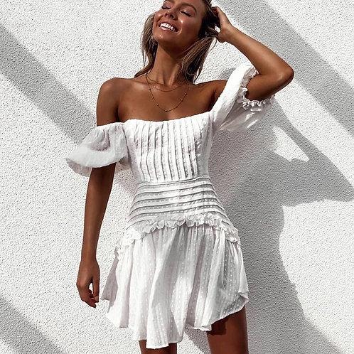 Carlotta Flare Dress