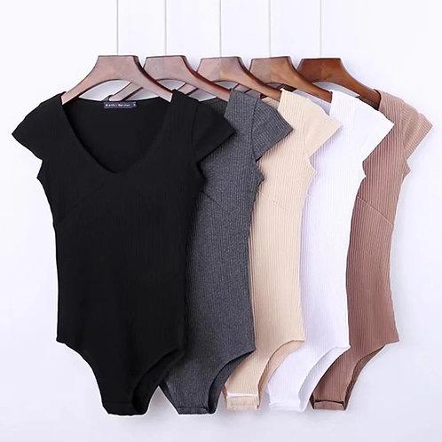 Ebbie Basic Bodysuit