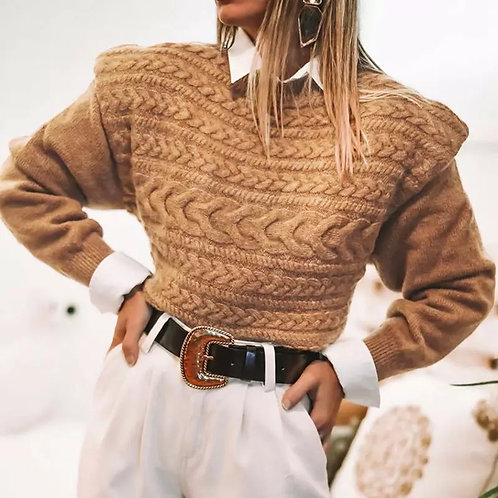 Aubry Knitted Sweater