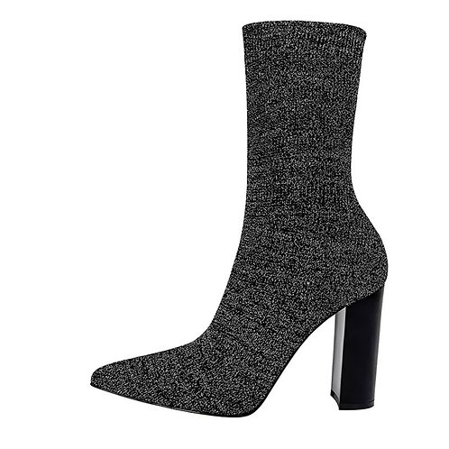 Eaden Stretch Ankle Boots
