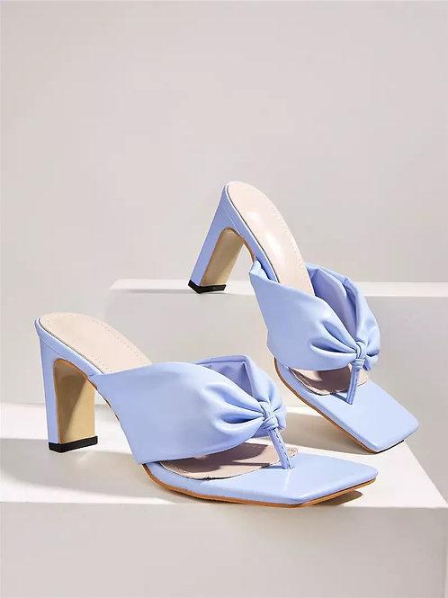 Kendel Pastel Heels - Sky Blue