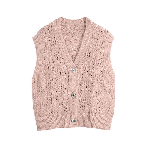 Reina Knitted Vest