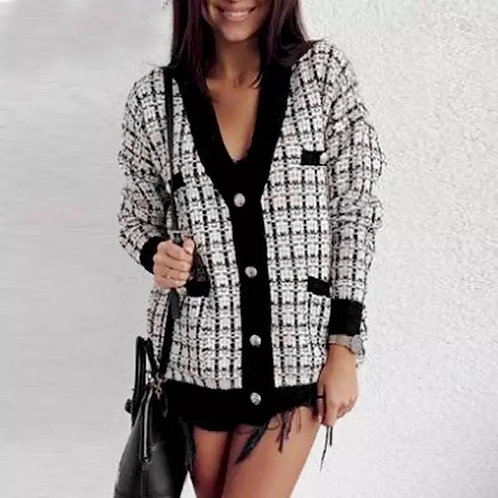 Tina Knitted Cardigan