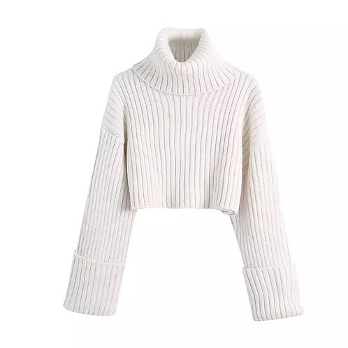Bailey Cropped Sweater