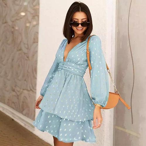 Morgan Polka Dots Dress