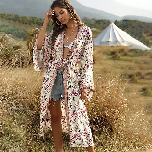 Jade Summer Kimono
