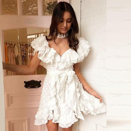 Danila Ruffels Dress