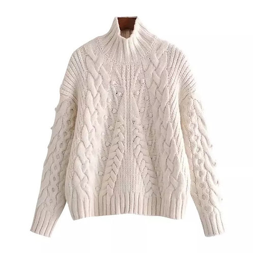 Sona Turtle Neck Sweater
