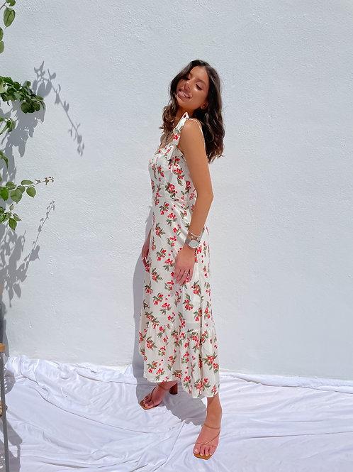 Colette Cherry Dress