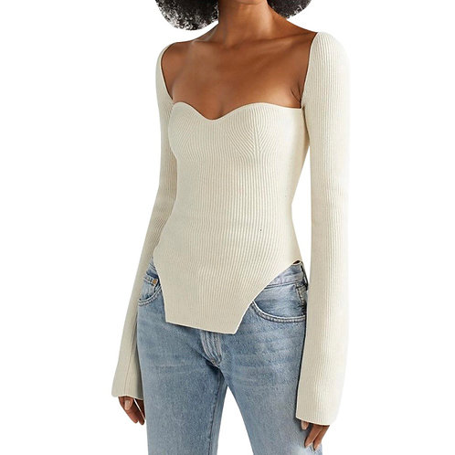 Natalie Long Sleeve Sweater