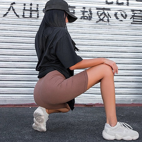 Kristine Biker Short