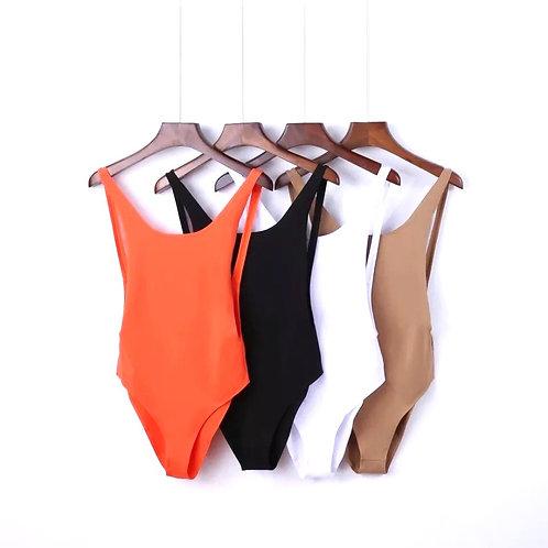 Heily Basic Bodysuit