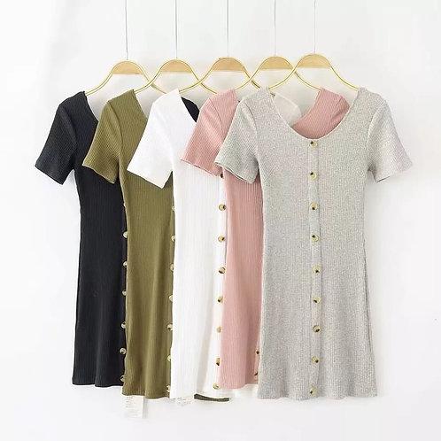 Davie Basic Dress