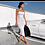 Thumbnail: Taylor Bodycon Summer Dress - White