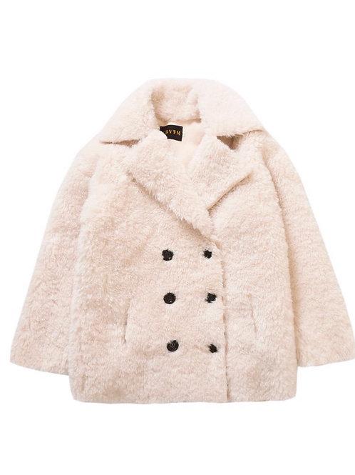 Gorgia Faux Fur Coat