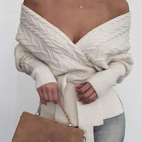 Florance Cream Sweater