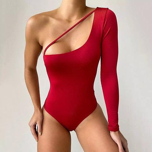 Trina Simple Bodysuit