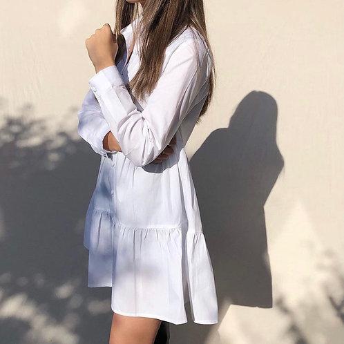 Hiner Shirt Dress
