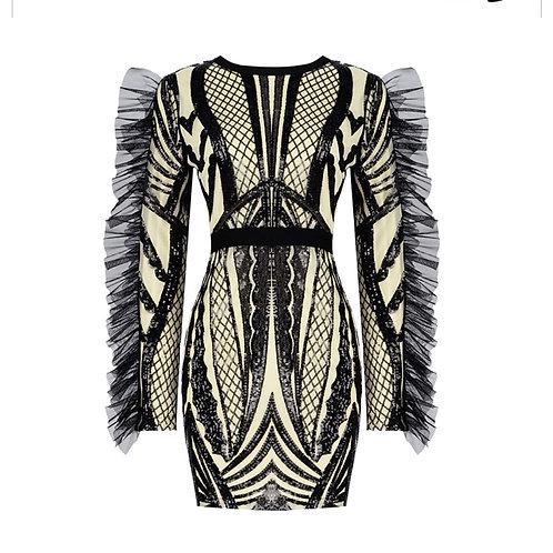 Loreen Sequins Dress