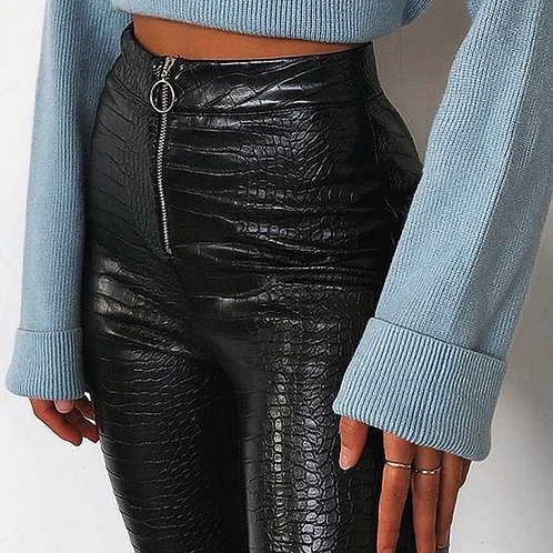 Amnda Leather Pants