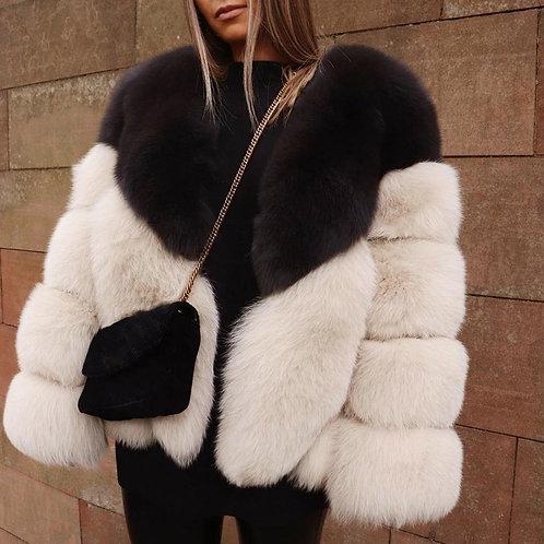 Reine Faux Fur Jacket
