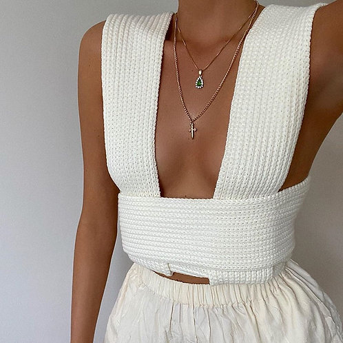 Vera Knitted Top