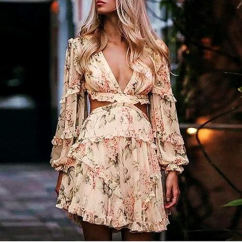 Robansa Floral Dress