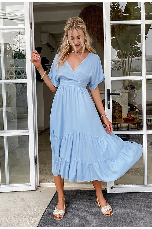Bille Summer Midi Dress