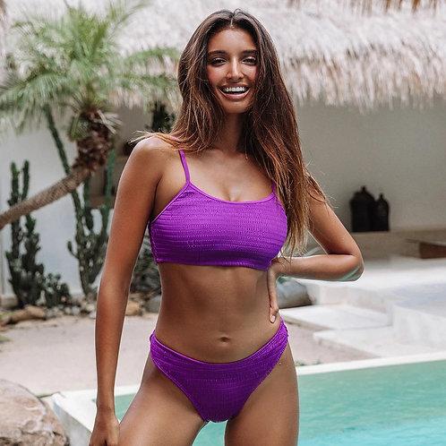 Tia Purple Bikini