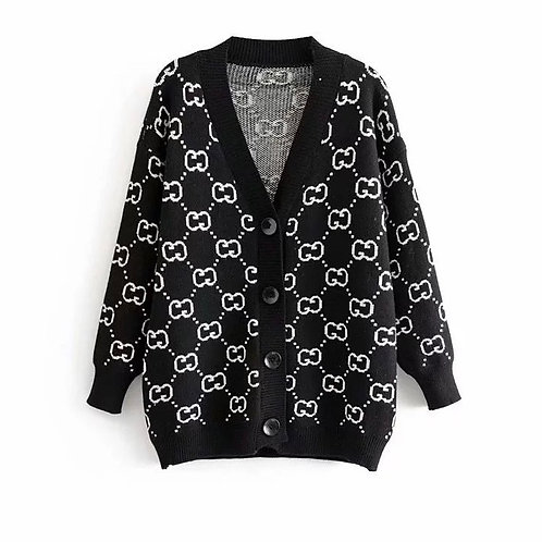 Heiln Knitted Cardigan