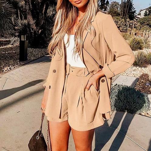 Lauren Two Pieces Blazer Suit