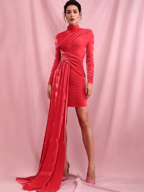 Serina Velvet Dress