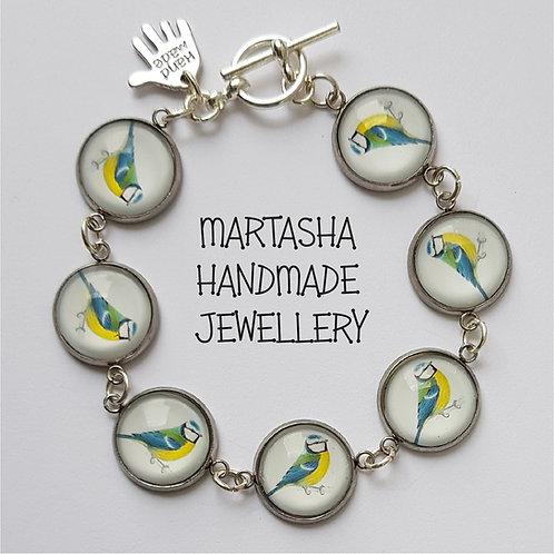 Wild Birds Bracelet