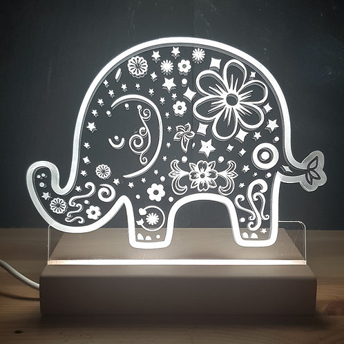 ELEPHANT LED LIGHT