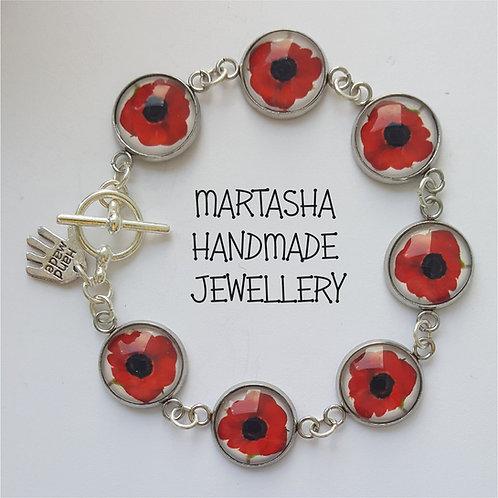 Poppy Bracelet
