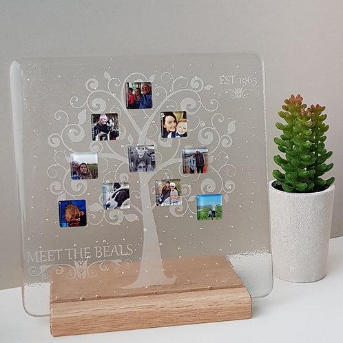Small Family Tree