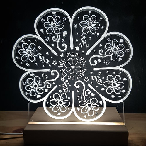 FLOWER LED LIGHT