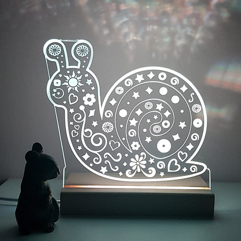 SNAIL LED LIGHT