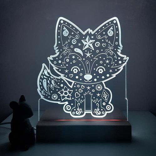 FREDDIE FOX LED LIGHT