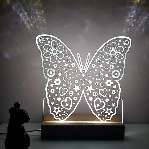 BUTTERFLY LED LIGHT