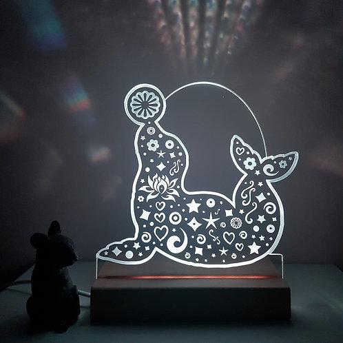 CIRCUS SEA LION LED LIGHT