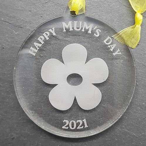 Happy Mother's Day Light Catcher