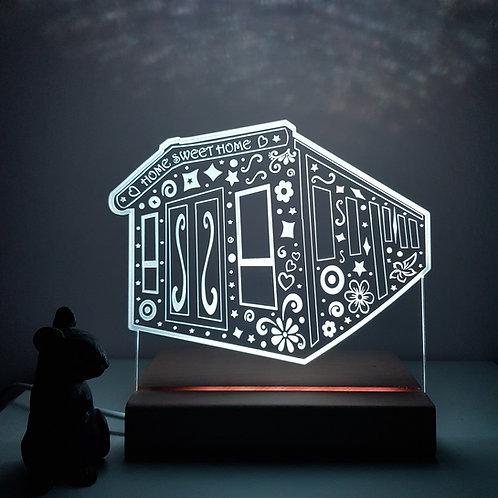 STATIC CARAVAN LED LIGHT