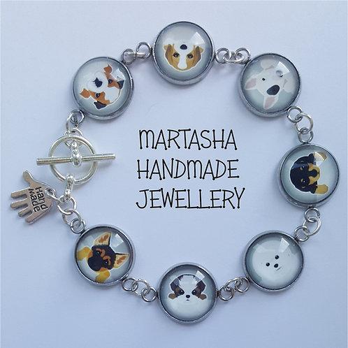 Dogs Bracelet