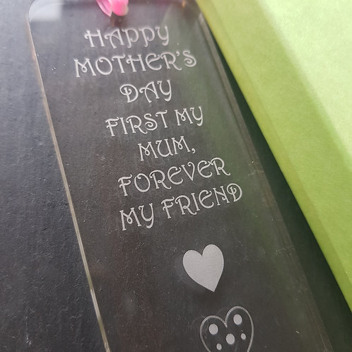 Happy Mother's Day Wish Stick