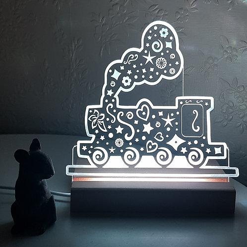 STEAM TRAIN LED LIGHT