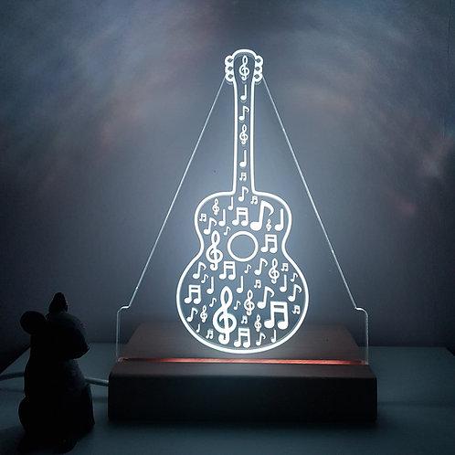 GUITAR LED LIGHT