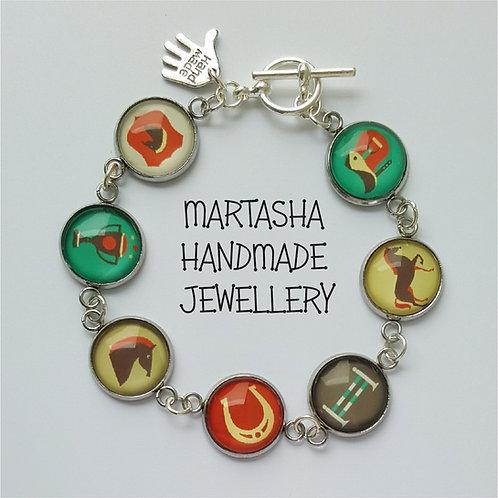 Horse Design Bracelet