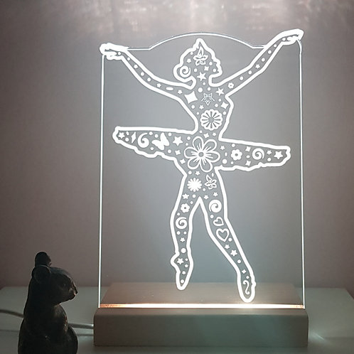 BALLERINA LED LIGHT
